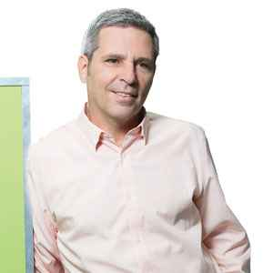 Ofer Yourvexel, CEO, Pepperi