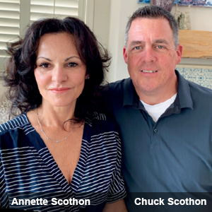 Annette Scothon, Co-President & Owner and Chuck Scothon, Co-President & Owner, AGC Education