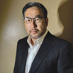 Charles Yoo, CEO, Resecurity