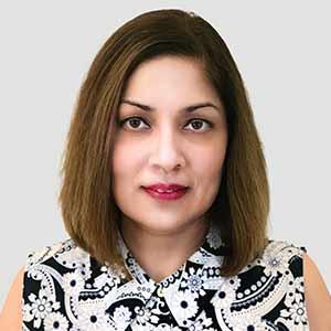 Urusa Salman, Chief Executive Officer, NARTech
