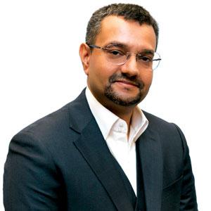 Kumar Ritesh, Chairman & CEO, CYFIRMA