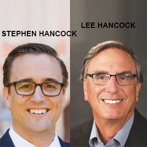 Lee Hancock, Co-Founder & CEO and Stephen Hancock, Co-Founder & President, SmartPoint®