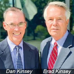 Dan Kinsey, President & Brad Kinsey, CEO, Kinsey
