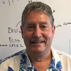 Ronald Indeck, Ph.D., CEO, Q Net Security