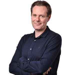 Jeff Brunet, Co-Founder and President, Wysdom.AI
