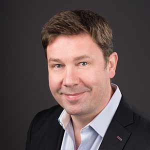 Michael Hughes MBE, Co-CEO & Co- Founder, LoopUp