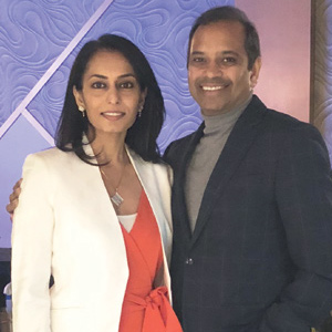 Kay Ramesh, President and CEO, Cybermedia Technologies