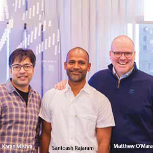Karan Mishra and Matthew O'Mara and Santoash Rajaram , Spraoi