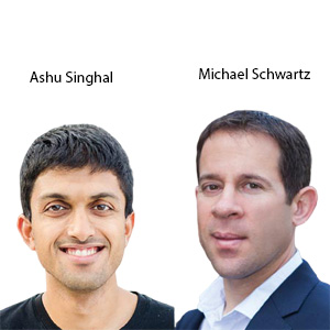 Ashu Singhal, Co-Founder and Michael Schwartz, Head of Product Marketing, Benchling