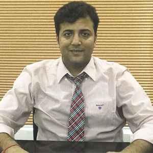 Saurabh Gupta, CEO, Manras