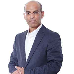 Sudhakar Garlanka, President, Allwyn Corporation
