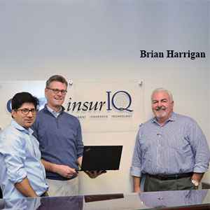 Brian Harrigan, Founder and CEO, InsurIQ
