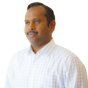 Adhi Sivathanupillai, Co-Founder & Managing Partner, Re:code Solutions