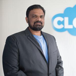 Yaser Hameed, CEO, CloudQ