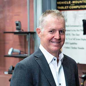 Chuck Rusch, VP of Product Marketing, AbeTech