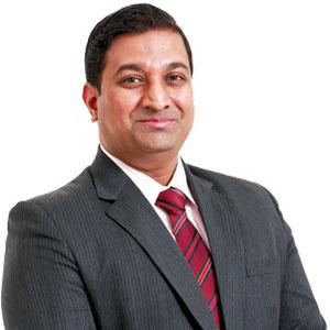 Anand Parameswaran, SVP, Aerospace and Defense BU, Cyient