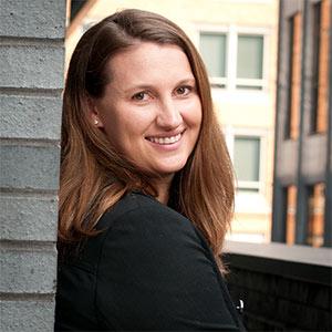 Carrie Scott, VP, KCIC