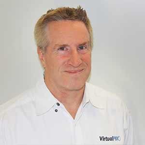 Paul Hammond, CEO, VirtualPBX