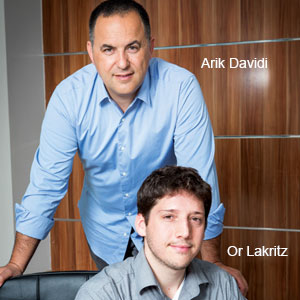 Arik Davidi, Founder & CEO and Or Lakritz, Co-Founder, Chief Product & Strategy Officer, StructShare