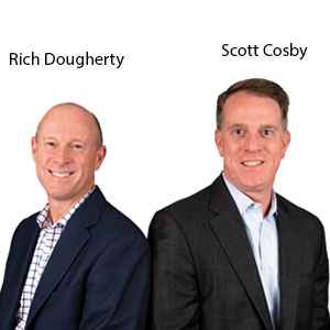 Rich Doughherty, Partner and Scott Cosby, Partner, Agiliko