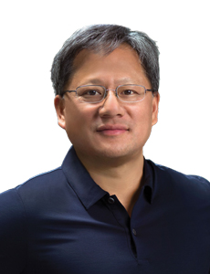 Jensen Huang, Founder & CEO, Nvidia Corporation