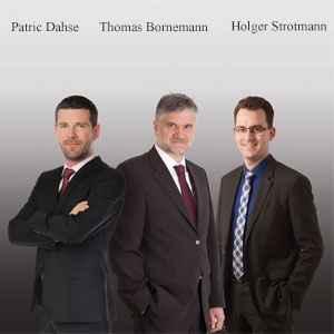 Patric Dahse, CEO & Founder, Thomas Bornemann, Founder & CEO and Holger Strotmann, Founder & CEO , Natuvion