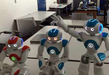 The NextGen Educational Methods with Classroom Robots
