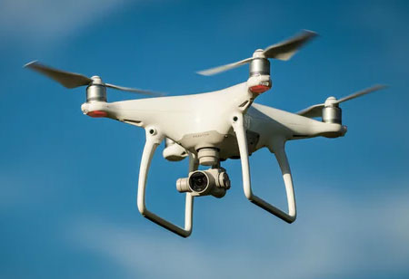 Four Top Uses of Drones