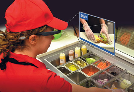 3 ways AR and VR can Drive Food Safety