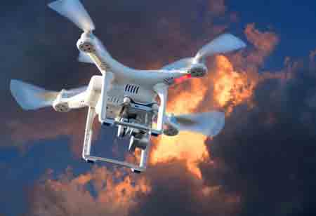 How Drones Aid in Weather Forecasting