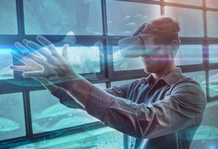 How AR and VR can Revolutionize Data Visualization Solutions