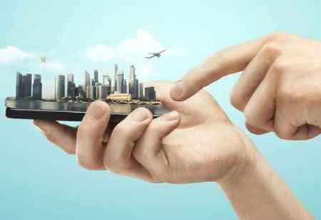New Age Cities: Conceptualized on GIS Technology