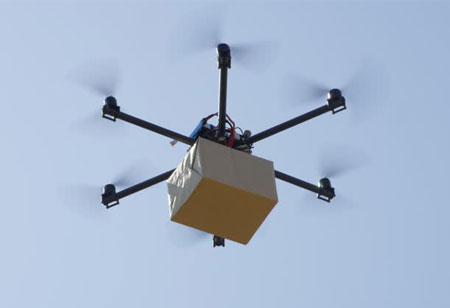 The Future of Transport with Commercial Drones