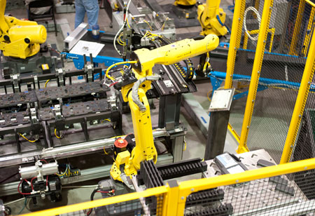 Leading the Manufacturing Sector with Robotics and Automation