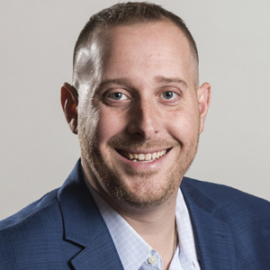 Steve Tobio, Director of Product Management