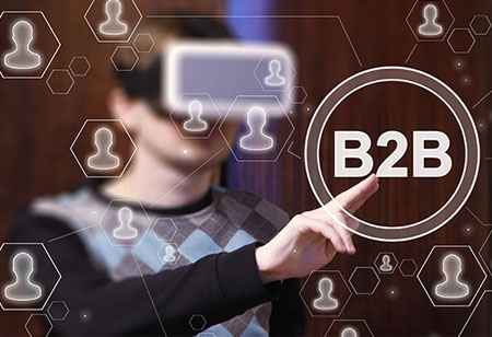 Enhancing B2B sales with VR