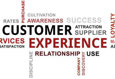 The Driving Force behind Customer Experience