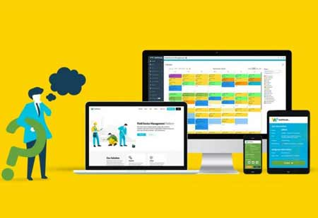 Amazing Features of Field Service Management Software