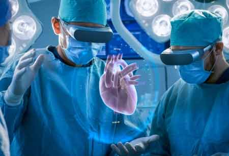 How AR and VR are Transforming the Healthcare Industry
