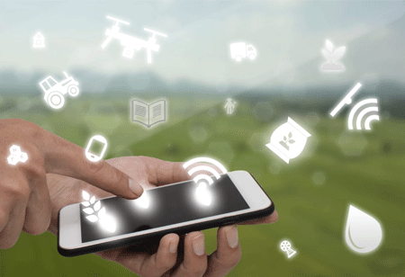 How does IoT Enhance Agriculture?
