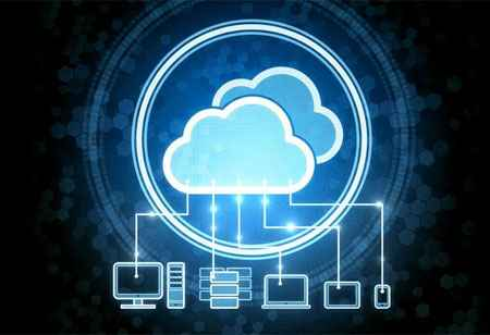 Securing Data on the Cloud