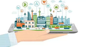 Cities going Smart with the Big Data to Become City of the Future
