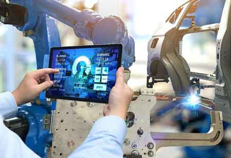 How Automation-Based Solutions Enhance Manufacturing Processes