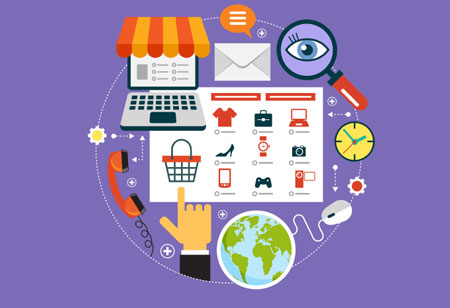 Manufacturers are Taking Advantage of E-Commerce Platforms