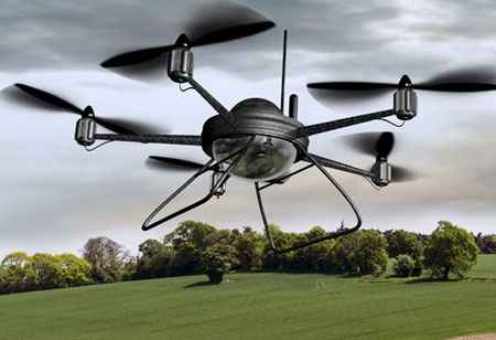 Environmental Benefits of Drones