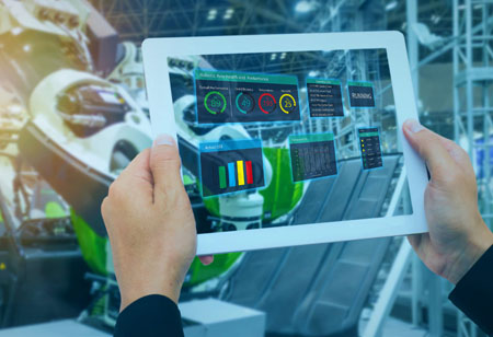 IIoT: Transforming the Manufacturing Processes Beyond Recognition