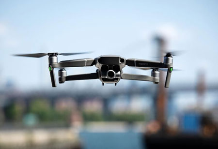 Is Drone the Next Big Thing in the Utility Space?