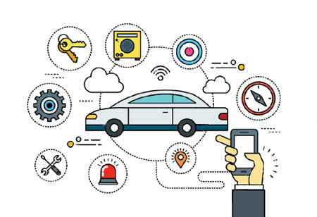 Benefits of IoT in Transportation Industry