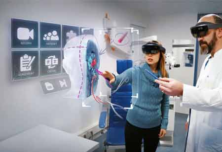 Key Applications of Augmented Reality in Healthcare
