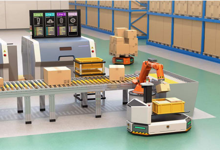 What Are the Benefits of Robotic Process Automation in Logistics
